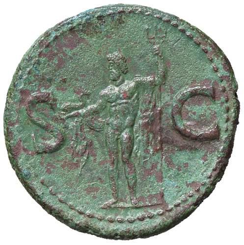 ROMANE IMPERIALI - Agrippa († 12 ...