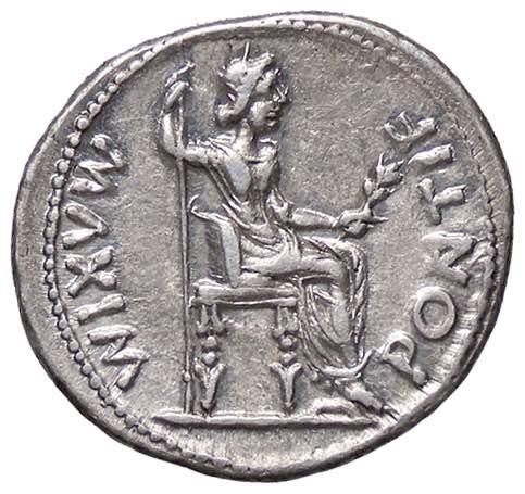 ROMANE IMPERIALI - Tiberio (14-37) ...
