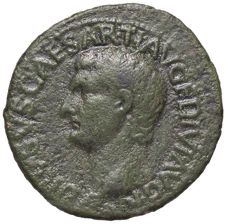 ROMANE IMPERIALI - Druso († 23) ...