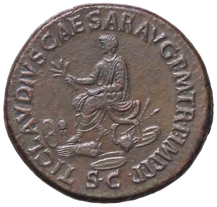 ROMANE IMPERIALI - Nerone Druso ...
