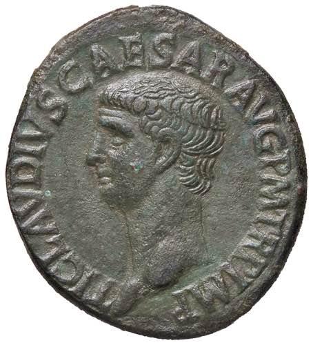 ROMANE IMPERIALI - Claudio (41-54) ...