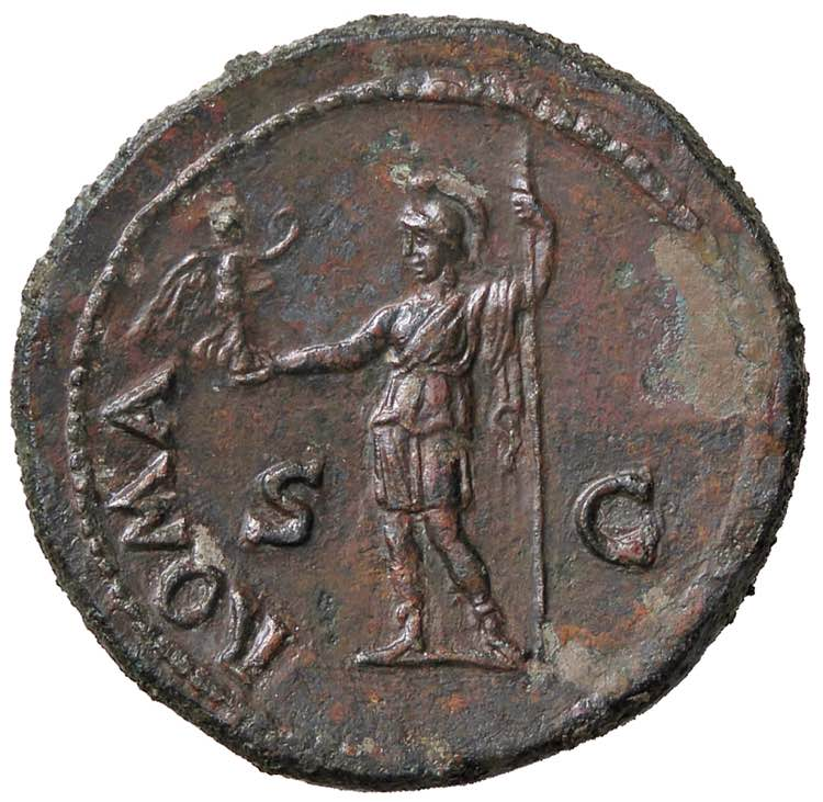 ROMANE IMPERIALI - Vespasiano ...