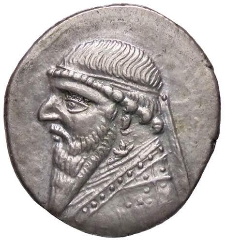 GRECHE - RE PARTHI - Mitridate II ...